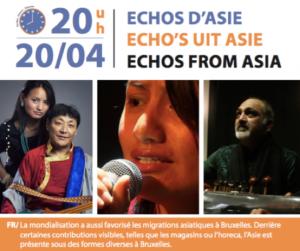 Echos d'Asie